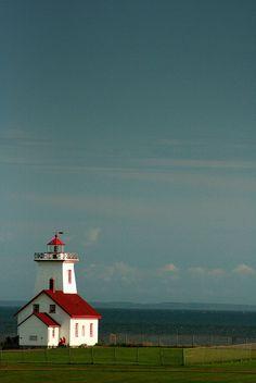 Prince Edward Island Ah...Ana la de Tejas Verdes...