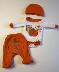 OOAK Baby Doll Mini Reborn Tiny Miracle Micro Preemie Bodysuit Halloween 10-11