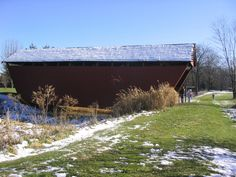 Hartman Covered Bridge - Fairfield Co., OH
