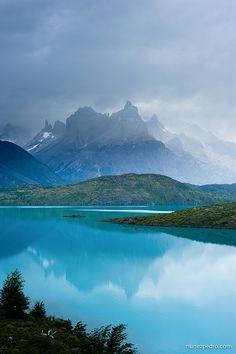 "djferreira224: ""Torres del Paine by Pedro Núñez on Flickr. National Park Torres del Paine Patagonia, Chile """