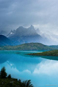 Torres del Paine by Pedro Núñez on Flickr.      National Park Torres del Paine     Patagonia, Chile