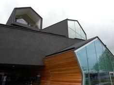 Herzog & de Meuron, Vitra Museum - Weil am Rhein