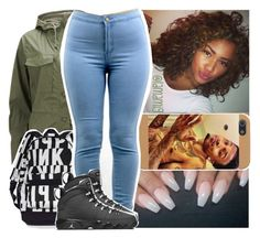 """""""she bad, what's new?"""" by lamamig ❤ liked on Polyvore featuring Current/Elliott and Retrò"""