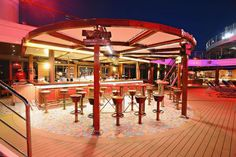 RedFrog Rum Bar, Carnival Sunshine – A Ray of Carnival Sunshine Photo and Video Tour | Popular Cruising (Image Copyright © Carnival Cruise Lines)