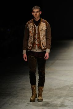 White Mountaineering - Fall/Winter 2013 Collection - Style Engine