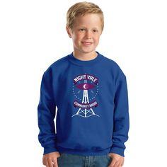 Night Vale Community Radio Kids Sweatshirt
