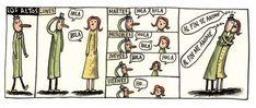Liniers: Los Altos -Hola -Hola -Al fin se animó -Al fin me animé