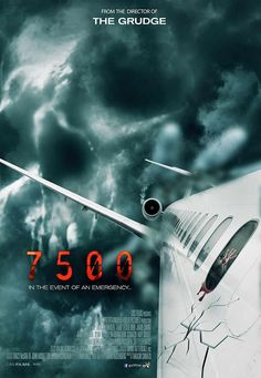"Trailer, pics and release date for horror movie ""7500"""