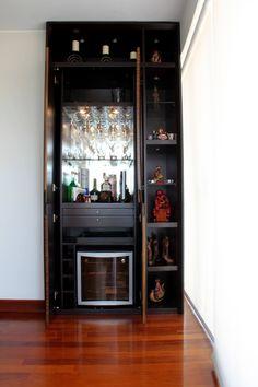Bar sala abierto
