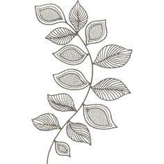Leaf Branch 1 #FS328_48