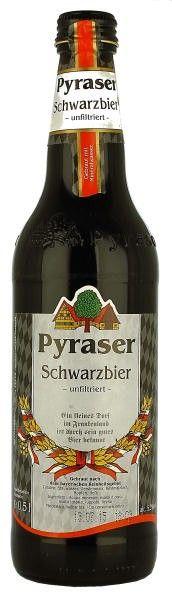 Pyraser Schwarzbier (BB Date 15/09/16)