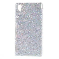 Glittery Sequins Coated Hard Plastic Case for Sony Xperia M4 Aqua / M4 Aqua Dual-in Phone Bags & Cases from Phones & Telecommunications on Aliexpress.com | Alibaba Group