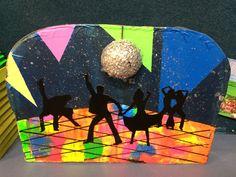Art For Kids, Cube, Toys, Painting, Art For Toddlers, Activity Toys, Art Kids, Toy, Painting Art