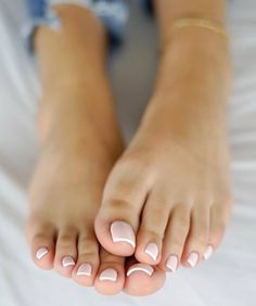 "mistress-athena: """"Mistress Athena wants you to beg for permission to kiss my feet in public. Nice Toes, Pretty Toes, Pretty Nails, French Pedicure, Manicure Y Pedicure, Feet Soles, Women's Feet, Foot Pics, Feet Nails"