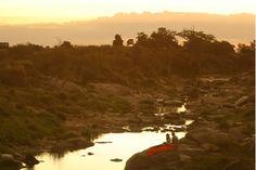 Photo from Rekero Camp in Masai Mara