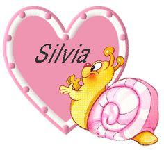 Silvia namen bilder