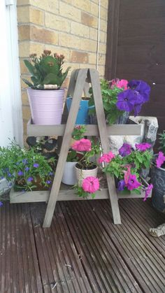 My plant stand