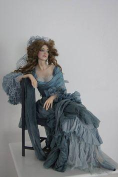 """Art doll - Клуб-студия """"Кукольная Коллекция"""" Елены Громовой"""