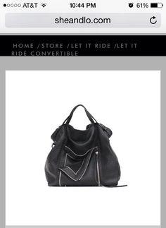 Love this bag #letitride #sheandlo