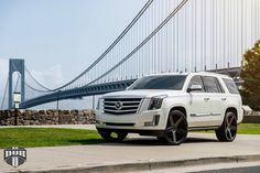 2015 Cadillac Escalade On 26-Inch DUB Baller Wheels - Rides Magazine