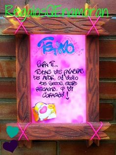 timoteo tarjetas - Google Search Origami, Neon Signs, Grande, Gifts, Chocolates, Color, Gifts For My Boyfriend, Boyfriends, Craft Storage