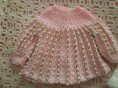 Croché da Dodo: Casaquinho com ponto pipoca Free Crochet, Knitting, Diva, Fashion, Shape Crafts, Popcorn, Colors, Moda, Tricot