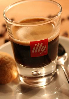 caffe illy... I love love you...