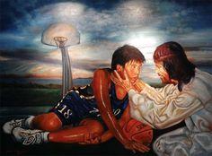 Joey Velasco Painting