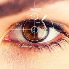 In a world of fingerprint & iris scanners, what's next for phone security? Is it pulse measurement or geo-targeting that will keep us secure online? Open Minded, Told You So, Eyes, Phone, Science, Future, Simple, Telephone