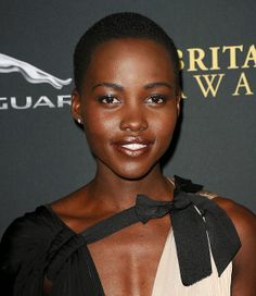 Lupita's natural beauty secret