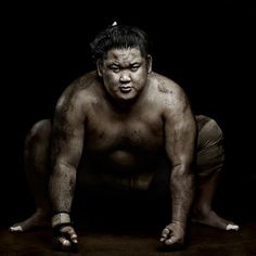 Sumo. Japan. Photography byDenis Rouvre