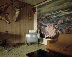 Stephen Shore - Stampeder Motel, Ontario, Oregon, 19 luglio 1973