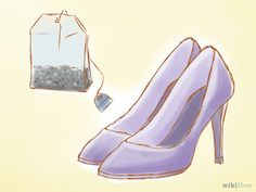 How to Use Household Items to Remove Shoe Odors