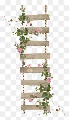 ladder clipart,branches and leaves,leaves,leaf,flowers,ladder,board,shackle,chain,branches,foliage clipart Flower Phone Wallpaper, Wallpaper Backgrounds, Iphone Wallpaper, Leaf Flowers, Pink Flowers, Tittle Ideas, Png Images For Editing, Free Watercolor Flowers, Flower Png Images