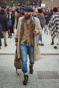 "meoutfit : meoutfit # 1382 ""DIADORA WALKINGI"" Hipster Fashion, Boho Fashion, Mens Fashion, Bohemian Style Men, Bohemian Outfit Men, Moda Hipster, Style Masculin, Casual Outfits, Men Casual"