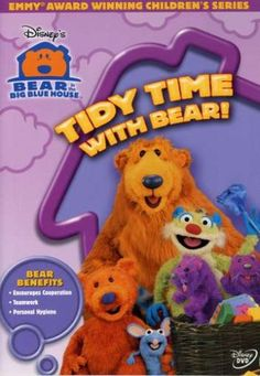 Bear In The Big Blue House Heroes Of Woodland Valley : house, heroes, woodland, valley, Disney/Hensons, House, Ideas, House,, Blue,