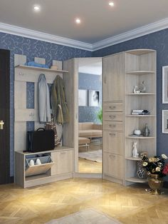 bedroom cupboard designs with dressing table | cupboards ...