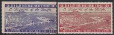 USA 1939 CINDERELLA GOLDEN STATE INTL. EXPOSITION