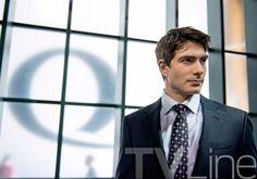 Brandon Routh as Ray Palmer in Arrow Season 3