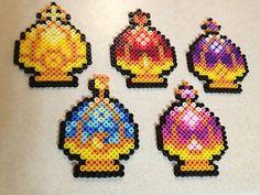 madoka magica perler beads - Recherche Google