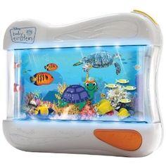 Crib aquariums/soothers