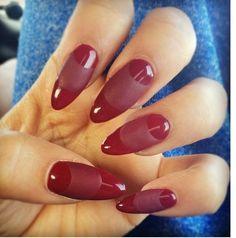 Zendaya Maree Coleman's nails done be ES Nail Salon in LA: Matte Nails, Stilettos