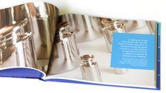 Libro 50 años del LATU - Diseño y foto KYC.COM:UY Napkin Rings, Decor, Book, Decorating, Decoration, Dekorasyon, Deco, Embellishments, Deck