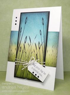 Say it with..a tag! by stampinandrea - Cards and Paper Crafts at Splitcoaststampers