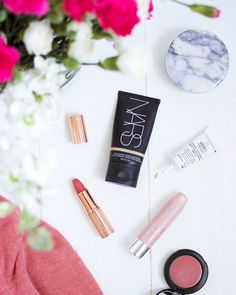 Make-Up Products For While Your Brushes Are Drying - Wheretoget