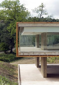 Kilo Architectures - Volubilis Visitor Center, Meknes 2011. Via.