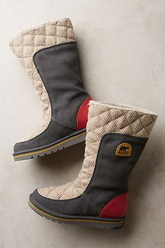 Sorel Campus Tall Boots - one of my favorite winter boots #anthrofave http://rstyle.me/n/rr4tmnyg6