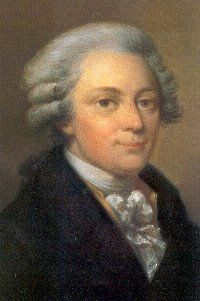 A portrait of Mozart found in Russia