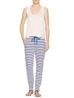 Cotton Lounge Pant from Solid