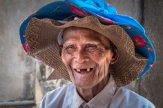 Man with Two Hats by Carol Foote — 2015 Traveler Photo Contest